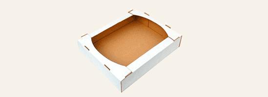 Фото: Лоток для кондитерских изделий