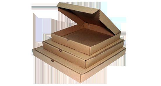 Фото: Коробки для пиццы