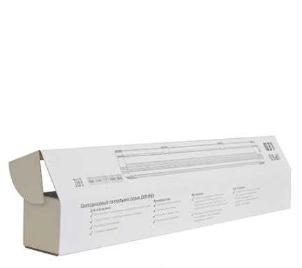 Упаковка для светильников