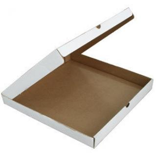фото: Коробка для пиццы 350*350*40 мм белый
